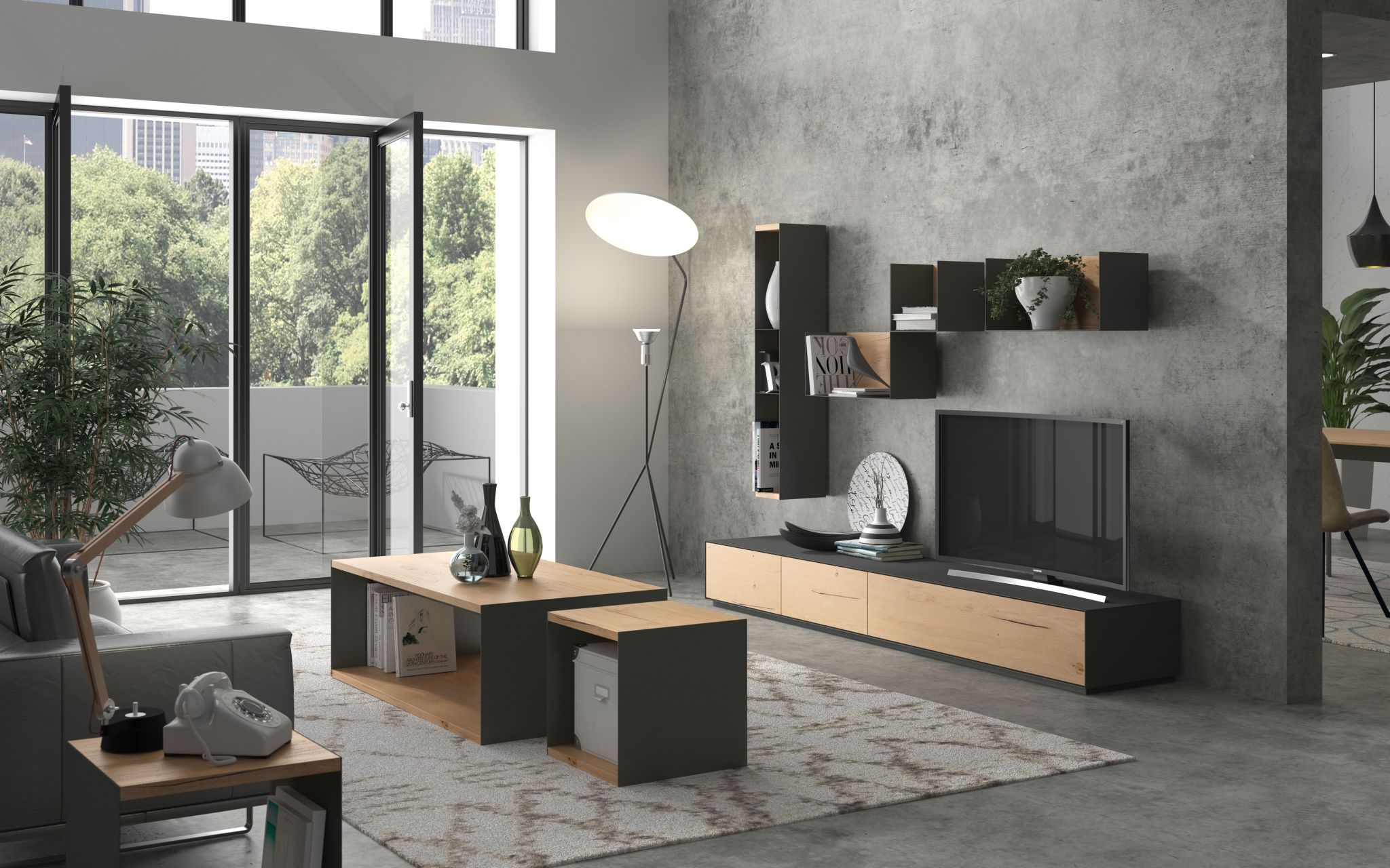 meubles hanse meubles. Black Bedroom Furniture Sets. Home Design Ideas